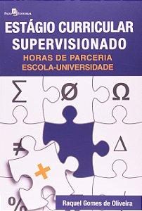 Estágio Curricular Supervisionado. Horas De Parceria Escola-Universidade