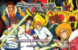 Belonave Supernova - Volume 2