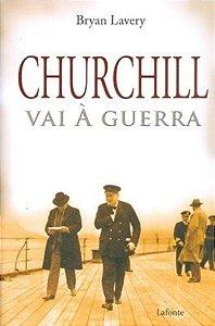 Churchill Vai À Guerra