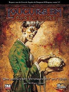 Loucura Em Porto Livre - Volume 3