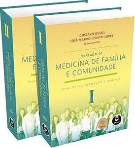 Tratado De Medicina De Família E Comunidade: 2 Volumes