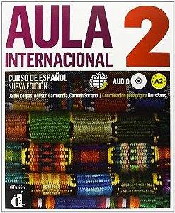 Aula Internacional 2 - Libro Del Alumno