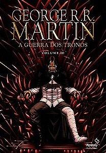 A Guerra Dos Tronos Vol. 3