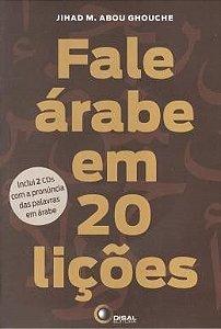 Fale Árabe Em 20 Lições (+ 2 CDs)