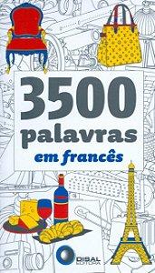 3500 Palavras Em Francês