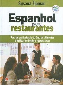 Espanhol Para Restaurantes (+ CD Áudio)
