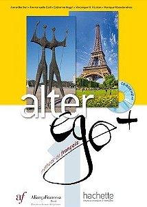 Alter Ego +1 Livro Eleve (Edição Aliança Francesa)