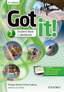 Got It! - Level 1. Student's Book + Workbook