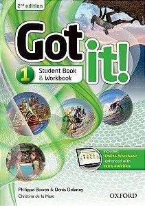 Got It! - Level 1. Student's Book + Workbook
