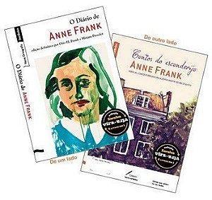 Diário de Anne Frank / Contos do Esconderijo - Vira-vira Saraiva