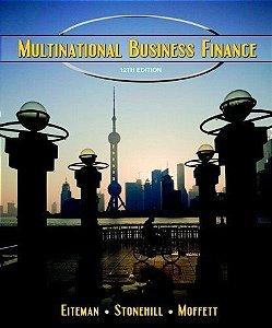 MULTINATIONAL BUSINESS FINANCE