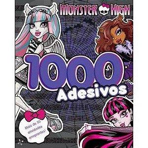 1000 Adesivos - Volume 1. Coleção Monster High