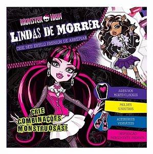 Lindas De Morrer - Volume 1. Coleção Monster High