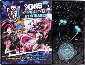 Monster High. Sons Horripilantes