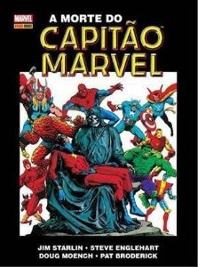 MORTE DO CAPITÃO MARVEL, A