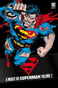 MORTE DO SUPERMAN, A - VOL 02