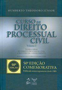Curso De Direito Processual Civil Vol 1