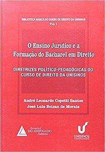 Ensino Jurídico E A Formação Do Bacharel Em Direito