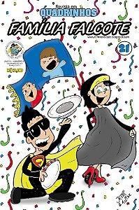 Quadrinhos Família Falcote - 21