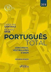 Português Total. Concursos, Vestibulares E Enem