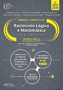 Raciocínio Lógico E Matemática Para Concursos