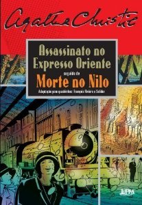 ASSASSINATO NO EXPRESSO ORIENTE SEGUIDO DE MORTE NO NILO