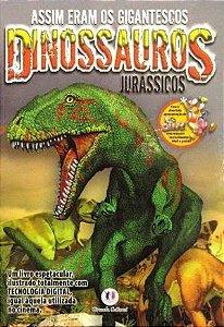 Assim Eram Os Gigantescos Dinossauros Jurássicos