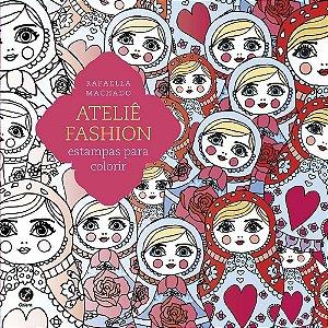 Atelie Fashion: Estampas Para Colorir