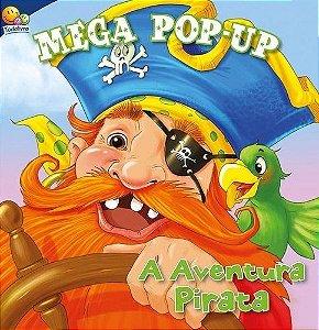 A Aventura Pirata - Mega Pop-up