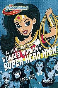As Aventuras De Wonder Woman Na Super Hero High