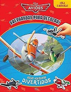 Aviões - Preparados Para Decolar