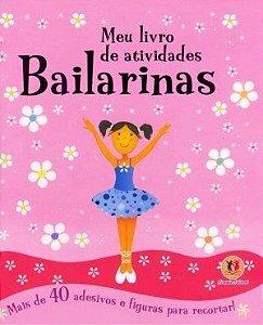 Bailarinas - Livro De Atividades