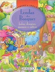 Lendas Do Bosque - Volume 3