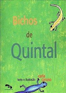 Bichos De Quintal - Coleção Bicho De Livro
