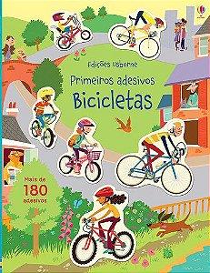 Bicicletas: Primeiros Adesivos