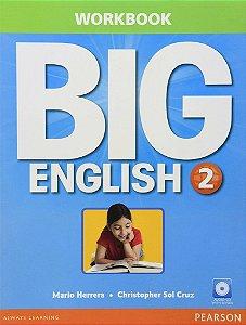 Big English 2 Workbook W_Audiocd