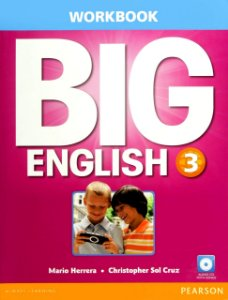 Big English 3 Workbook W_Audiocd: Workbook With Audio CD