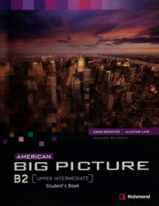 American Big Picture B2. Student's Book