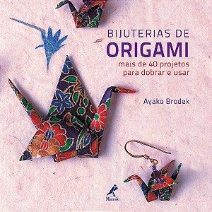 Bijuterias De Origami