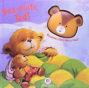 Boa Noite, Ted! - Livro Sonoro