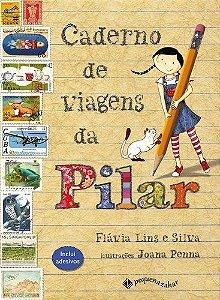 Caderno De Viagens De Pilar