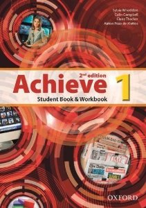 Achieve 1 Student's Book And Workbook - Second Edition