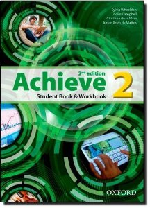Achieve 2 Student's Book And Workbook - Second Edition