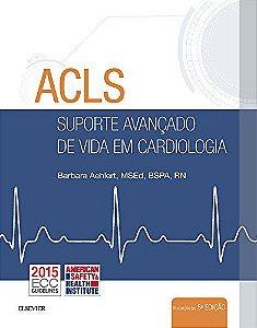 ACLS Suporte Avançado De Vida Em Cardiologia 2 ED