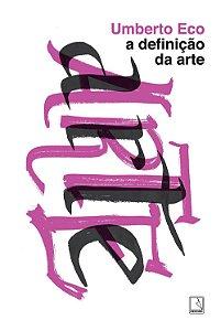 A Definição Da Arte