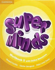 Super Minds Level 5 Workbook Pack With Grammar Booklet