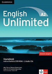 English Unlimited Coursebook A2