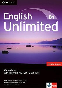 English Unlimited Coursebook B1
