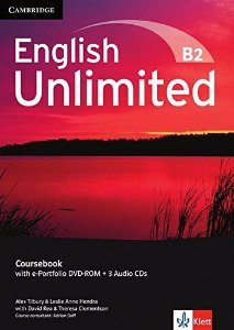 English Unlimited Coursebook B2