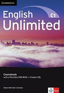 English Unlimited Coursebook C1